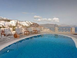 Hotel Mystique a Luxury Collection *****, Oia