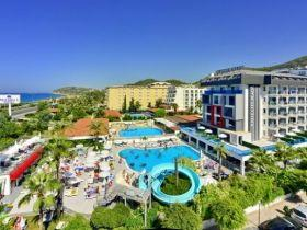 Hotel White City Beach ****, Alanja