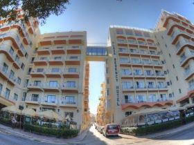 Plaza & Plaza Regency Hotels ***, Malta