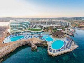 Hotel Ramla Bay Resort ****, Malta